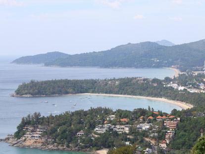 Kata and Karon beaches
