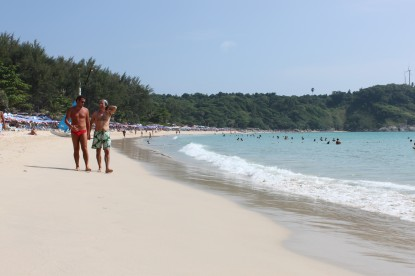Phuket's finest beach - Nai Harn