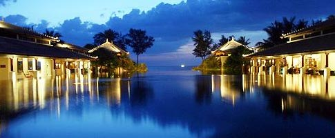 JW Marriott Resort Phuket, Thailand