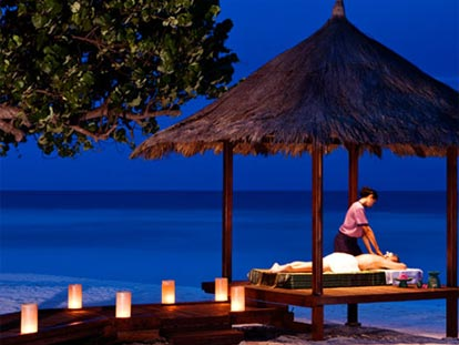 Luxury and privacy at Banyan Tree