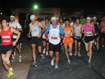 Phuket International Marathon, Laguna