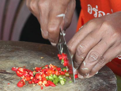 Chilli is used in most Thai cooking. Thankfully our privacy policy is nowhere near as hot.