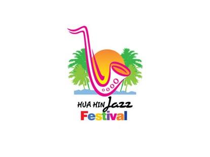 Hua Hin Jazz Festival logo