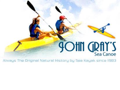 John Grey Sea Canoe - Kayak around Phang Nga bay and Andaman Islands